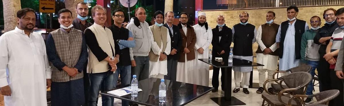 کلب صادق اتحاد امت کے داعی اور  ہندو-مسلم اتحاد کے علمبردار تھے، سعودی عرب میں تعزیتی نشست کا انعقاد