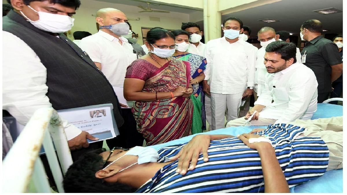 آندھرا پردیش: پراسرار بیماری سے دہشت میں اضافہ، ڈیڑھ مہینے میں 700 افراد بیمار