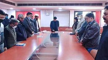 شمس الرحمن فاروقی کا انتقال تنقید کے ایک عہد کا خاتمہ: ڈاکٹر شیخ عقیل احمد