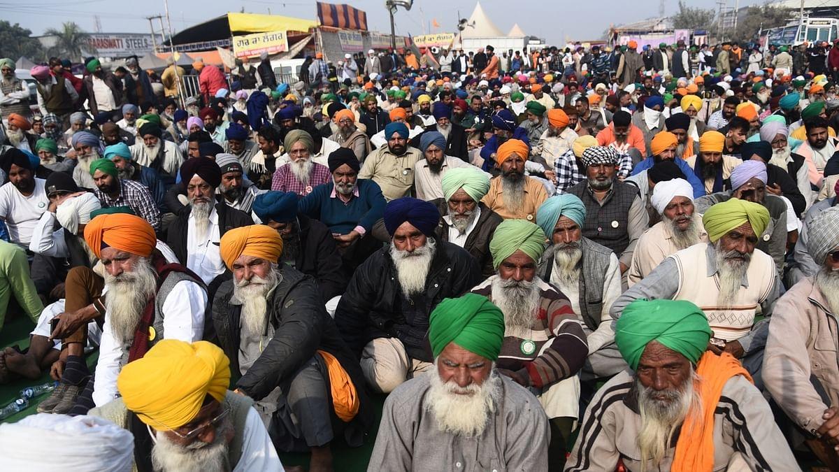 کسان تحریک: ''حکومت جان گئی ہے کہ قانون واپس لیے بغیر کسان بات نہیں کرنا چاہتے''