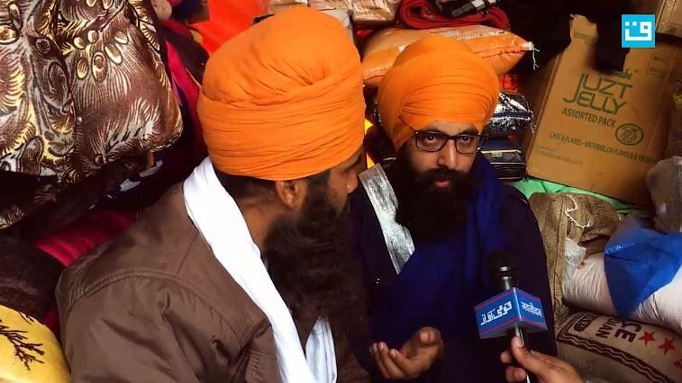 کسان تحریک میں ابھر کر سامنے آیا مالیر کوٹلہ کا 'مسلم-سکھ اتحاد'، دیکھیں ویڈیو
