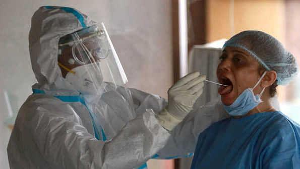 ملک میں کورونا متاثرین کی تعداد 97.60 لاکھ سے زیادہ