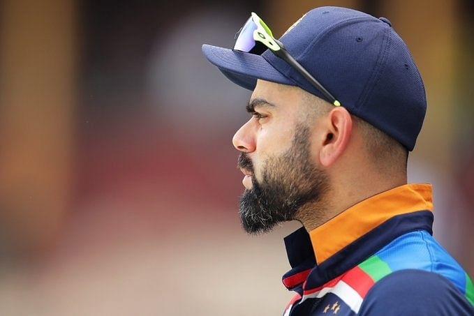 وراٹ کوہلی نے 'ٹی-20 عالمی کپ' میں تیسرے نمبر پر بلے بازی کرنے کا کیا اعلان