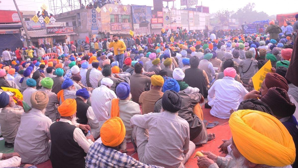 آڑھتیوں کی چار روزہ ہڑتال: 'حکومت نوٹس دے کر ایجنٹوں کو اذیت دینا بند کرے'