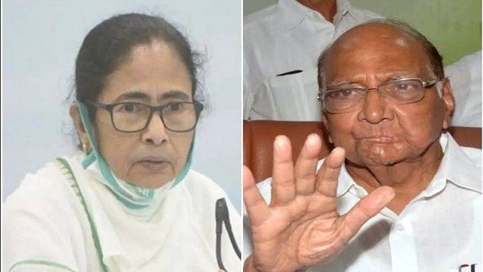 ممتا بنرجی اور شرد پوار کی ٹیلی فون پر گفتگو، بنگال کے آئندہ اسمبلی انتخابات کے تعلق سے تبادلہ خیال