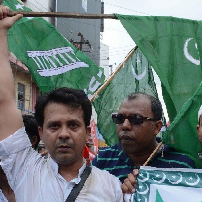 انڈین یونین مسلم لیگ، علامتی، تصویر آئی اے این ایس