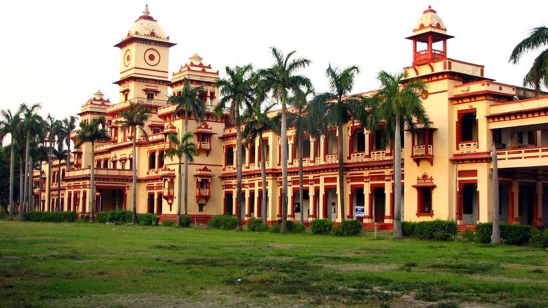 بنارس ہندو یونیورسٹی: سیکورٹی میں لگی سیندھ، 7 اے سی کمپریشر اور تانبے کی پائپ غائب!
