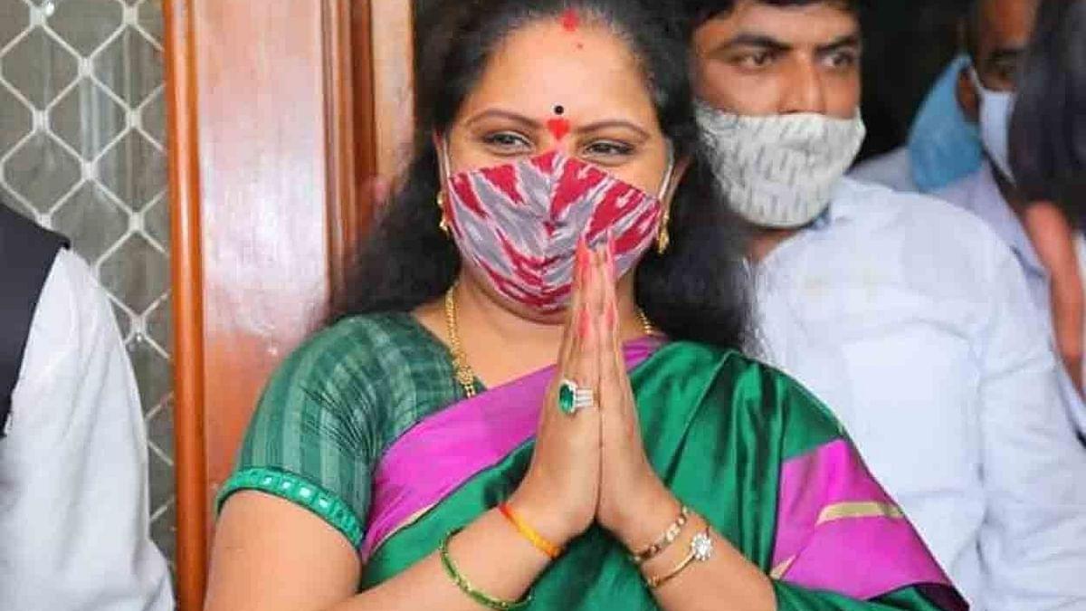 بی جے پی کو کیسے روکنا ہے، حیدرآباد نے بتا دیا، 33 سیٹیں گنوا کر بولیں کے سی آر کی بیٹی