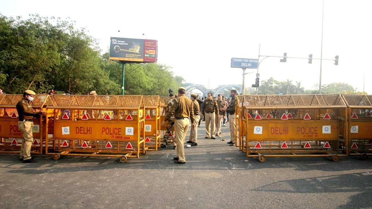 کسان تحریک: پولیس کی جانب سے ٹریفک ایڈوائزری جاری