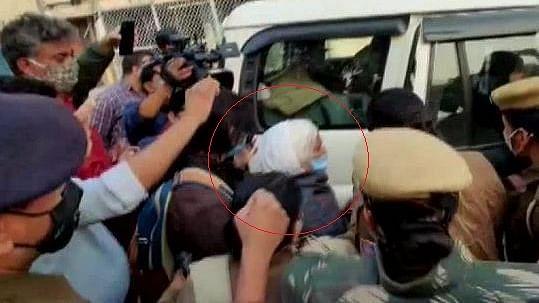 کسان تحریک: شاہین باغ کی 'بلقیس دادی' کو دہلی پولس نے حراست میں لیا