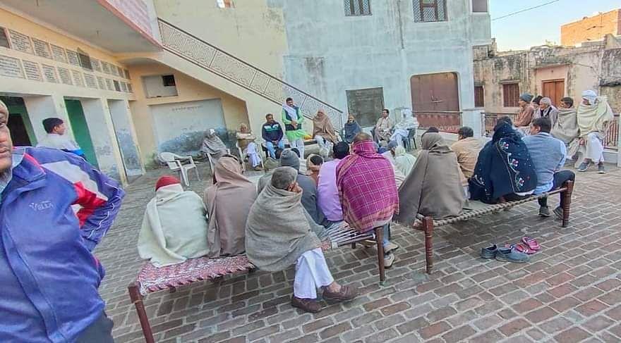 کسان تحریک: گاؤں گاؤں پنچایتوں کا دور جاری، آج دہلی کے لئے روانہ ہوں گے کھاپ چودھری