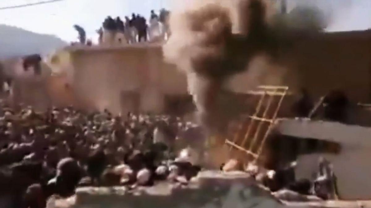پاکستان: مندر میں توڑ پھوڑ اور آگ زنی پر سپریم کورٹ نے لیا نوٹس، سماعت 5 جنوری کو