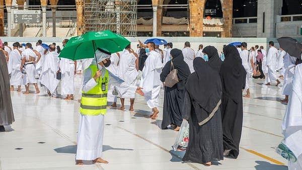 رواں عمرہ سیزن کے دوران دس لاکھ خواتین کی بیت اللہ میں حاضری