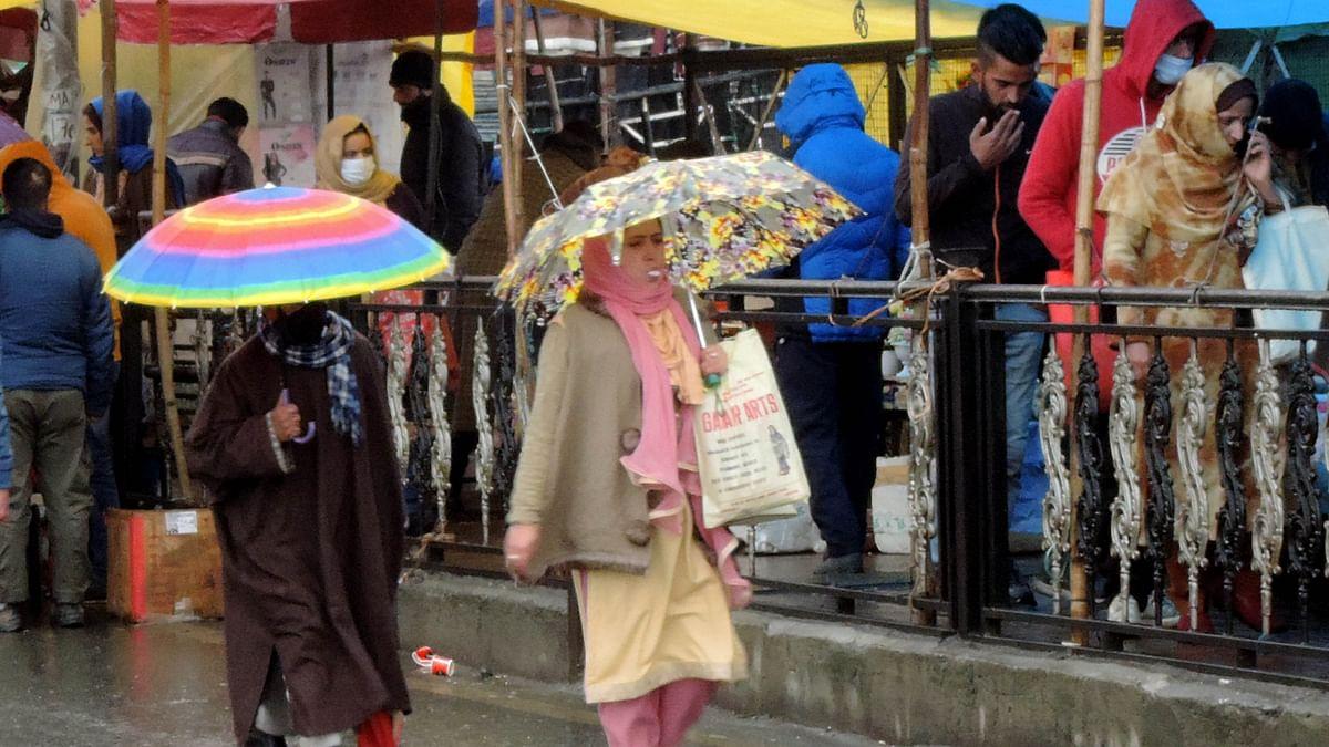 دہلی میں 3 کشمیریوں کی گرفتاری پران کے لواحقین کا صدائے احتجاج