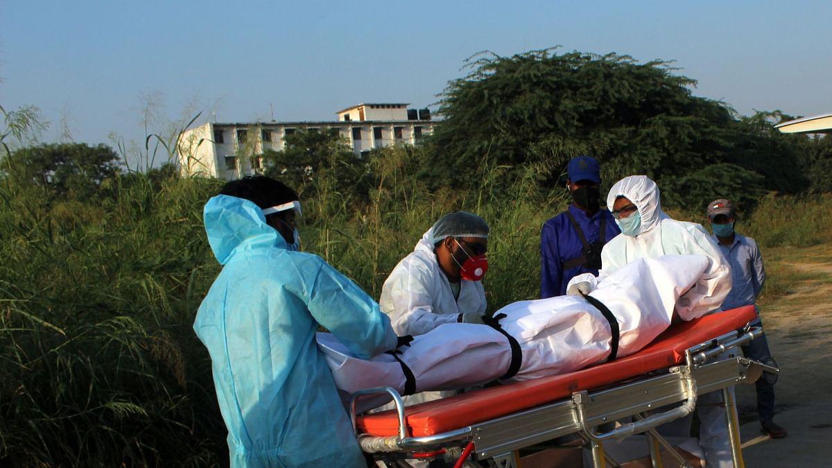 مہاراشٹر، دہلی اور اتر پردیش میں کورونا سے سب سے زیادہ اموات