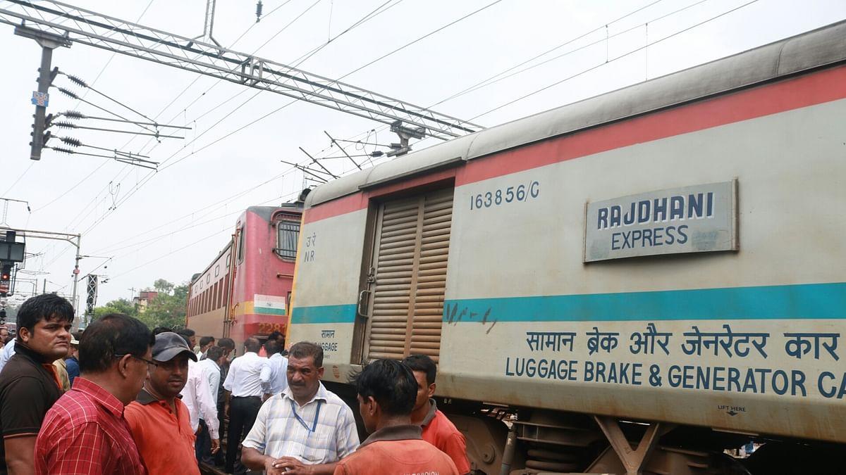 'راجدھانی میں بیٹھنے کی تمھاری اوقات نہیں'، ٹی ٹی ای نے دھکّا مار کر مزدوروں کو ٹرین سے اتارا