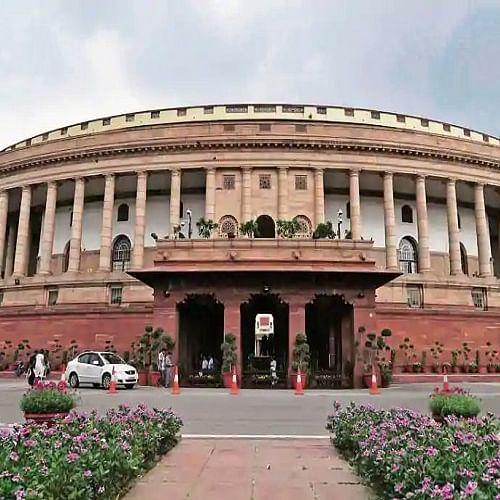 پارلیمنٹ ہاؤس / تصویر بشکریہ راجیہ سبھا ٹی وی