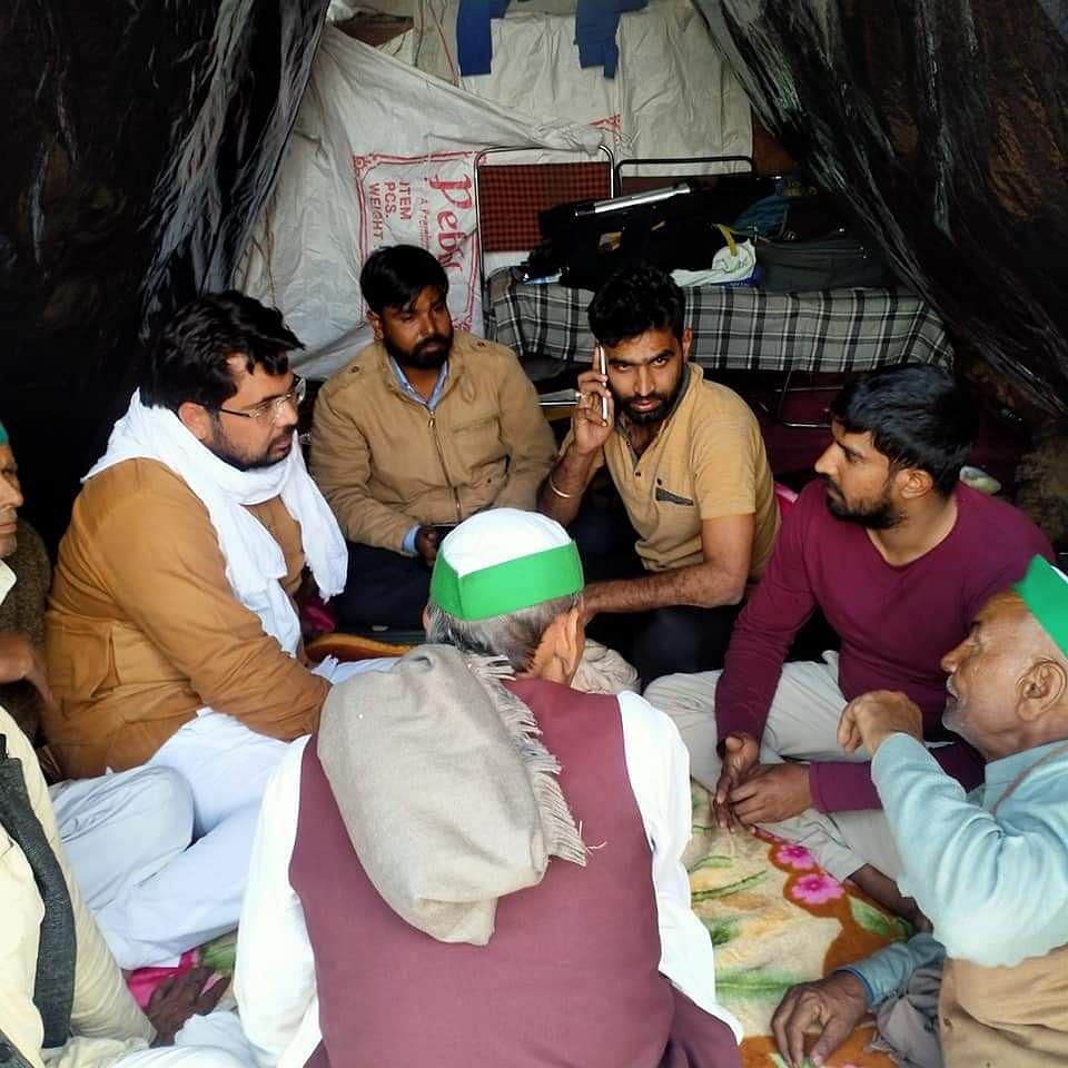 کسان تحریک: 'اب کی بار 26 جنوری کی پریڈ میں کسانوں کے ٹریکٹر بھی شامل ہوں گے!'