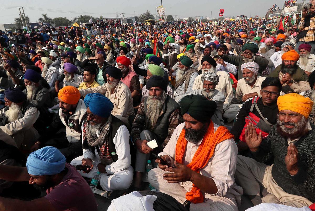 دہلی کی سرحدوں پر ایک بار پھر 'کسان تحریک' پکڑے گی رفتار!