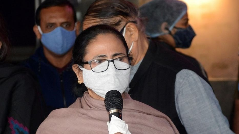 'جے شری رام' کے جواب میں ممتا بنرجی نے دیا نیا نعرہ، بی جے پی پریشان!