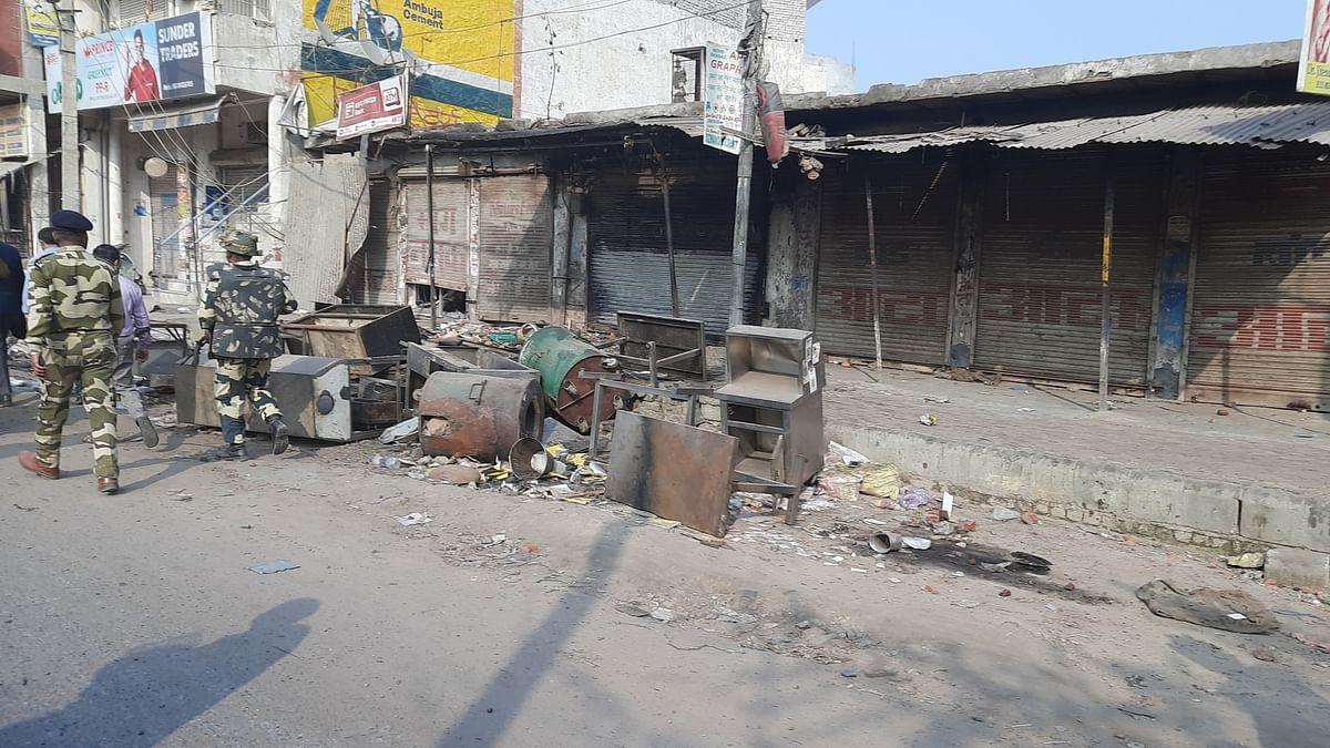 دہلی فساد:  نہ سی سی ٹی وی فوٹیج میں اور نہ ہی فون لوکیشن وہاں کی، پھر بھی قید