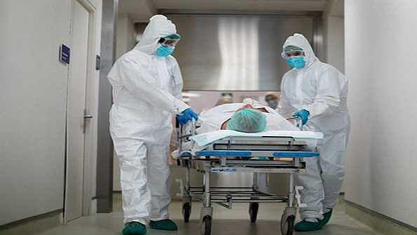 کورونا وائرس: گزشتہ 24 گھنٹوں میں 202 افراد کی موت، 15968 نئے کیس آئے سامنے