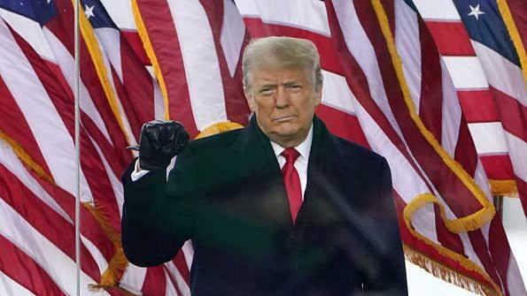 آیندہ صدر بنا تو مارک زکربرگ کو وائٹ ہاؤس میں کھانے پرنہیں بلاؤں گا: ڈونلڈ ٹرمپ
