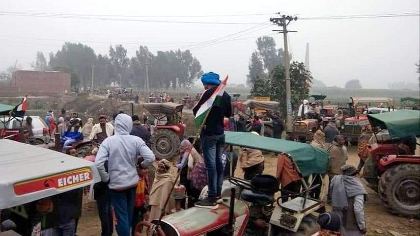 ٹریکٹر پریڈ: بہت بڑی ہوگی لڑائی، گاؤں گاؤں میں ہے زبردست تیاری