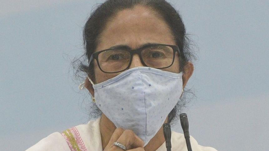 پی ایم مودی کے سامنے ممتا بنرجی کو اسٹیج پر کیا گیا مدعو، لگنے لگے 'جے شری رام' کے نعرے، اور پھر... دیکھیں ویڈیو