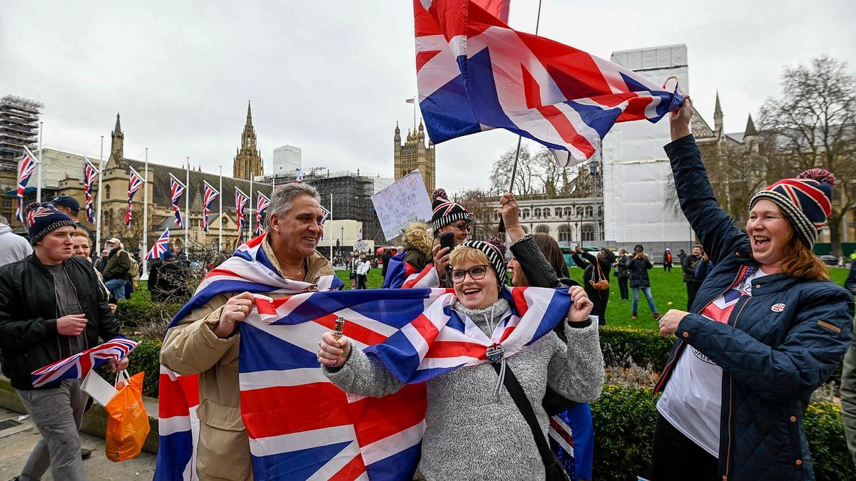 ندائے حق: اب برطانیہ آزاد ہے!... اسد مرزا