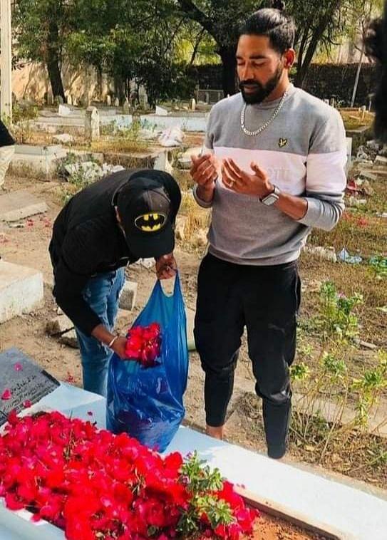 مایوس مسلم نوجوانوں میں امید کی شمع روشن کرتے محمد سراج