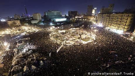 مصر میں عرب اسپرنگ: ایک خوابِ گم گشتہ
