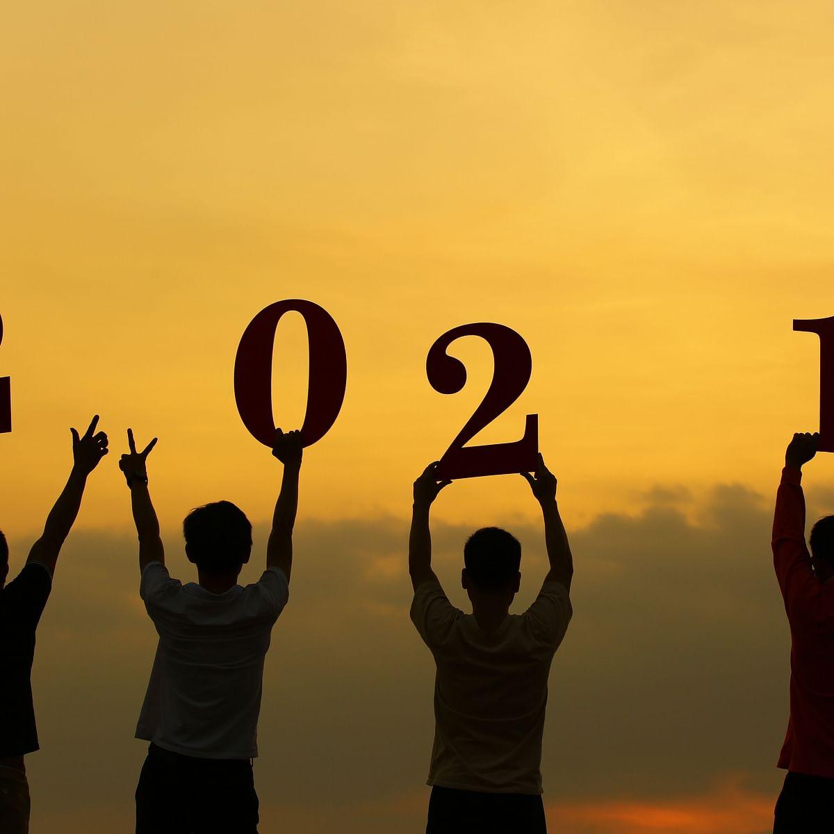 نیا سال 2021 / Getty Images