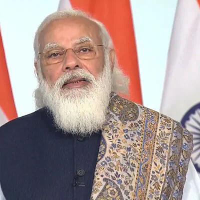 وزیر اعظم مودی تصویر سوشل میڈیا / @BJP4India