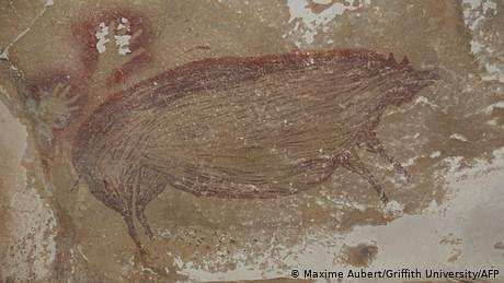 دنیا کی قدیم ترین غار پینٹنگ دریافت