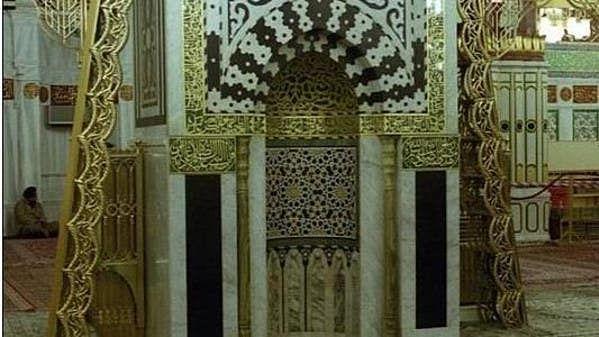 مسجد نبوی کی محرابیں: سجاوٹ اور خوبصورتی کے بےمثال نمونے