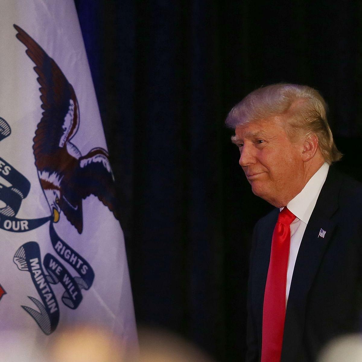 امریکہ کے سابق صدر ڈونالڈ ٹرمپ / Getty Images