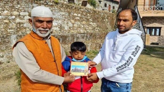 رام مندر تعمیر: محمود حسن کی مالی حالت خستہ، پھر بھی چندہ دینے میں نہیں ہٹے پیچھے