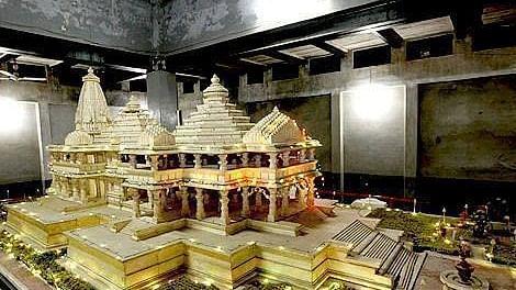 یوگی راج میں رام مندر کے لیے ہو رہا چندہ، اور چھوٹے مندروں کو کیا جا رہا تباہ!