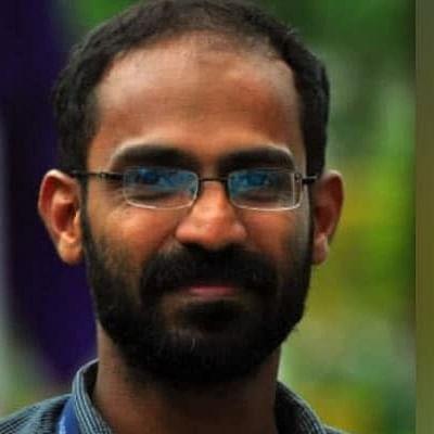 آزاد صحافی صدیق کپن