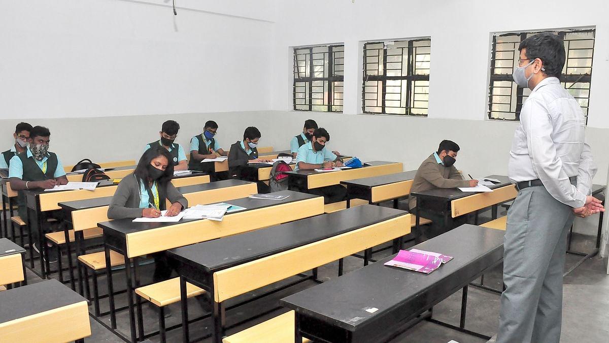 کرناٹک: اسکول کھلتے ہی 10 اساتذہ ہوئے کورونا پازیٹو، 7 اسکول کیے گئے بند