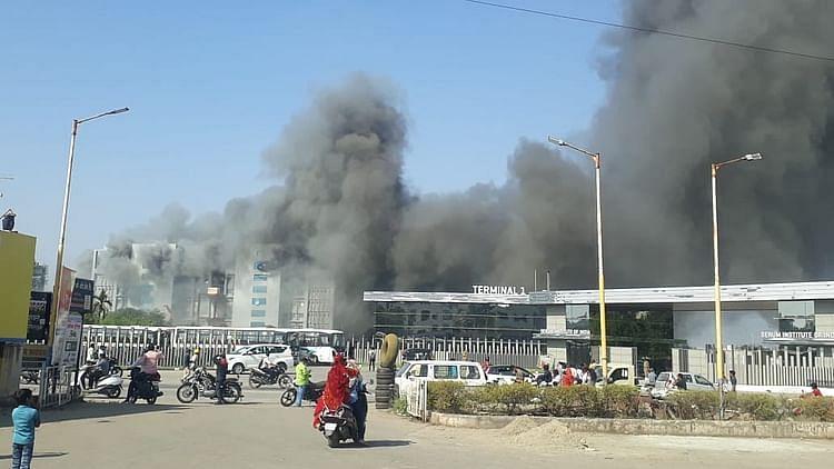 اہم خبریں: سیرم انسٹی ٹیوٹ میں لگی آگ سے 5 افراد ہلاک