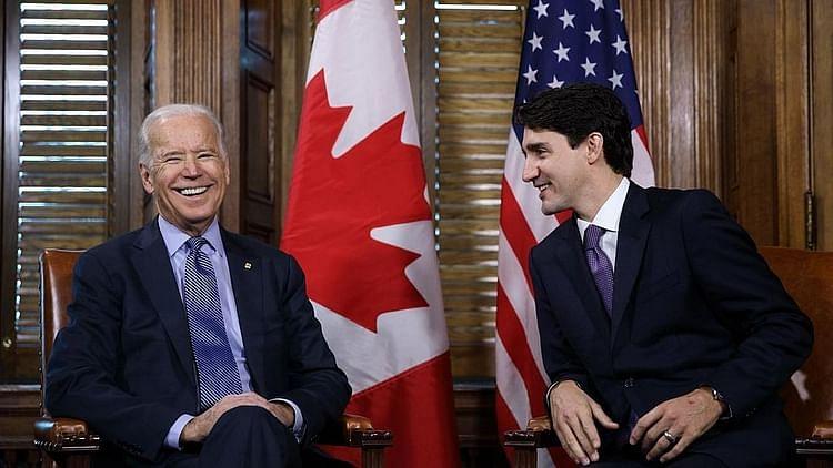 نئے امریکی صدر جو بائڈن سب سے پہلے کناڈا کے وزیر اعظم کو کریں گے فون