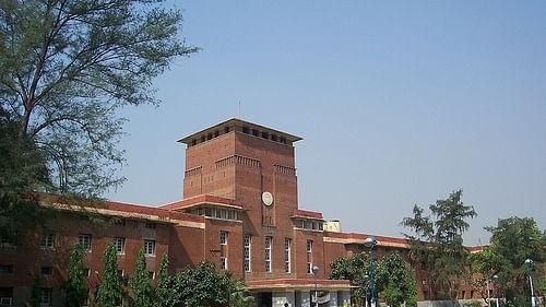 دہلی یونیورسٹی / IANS