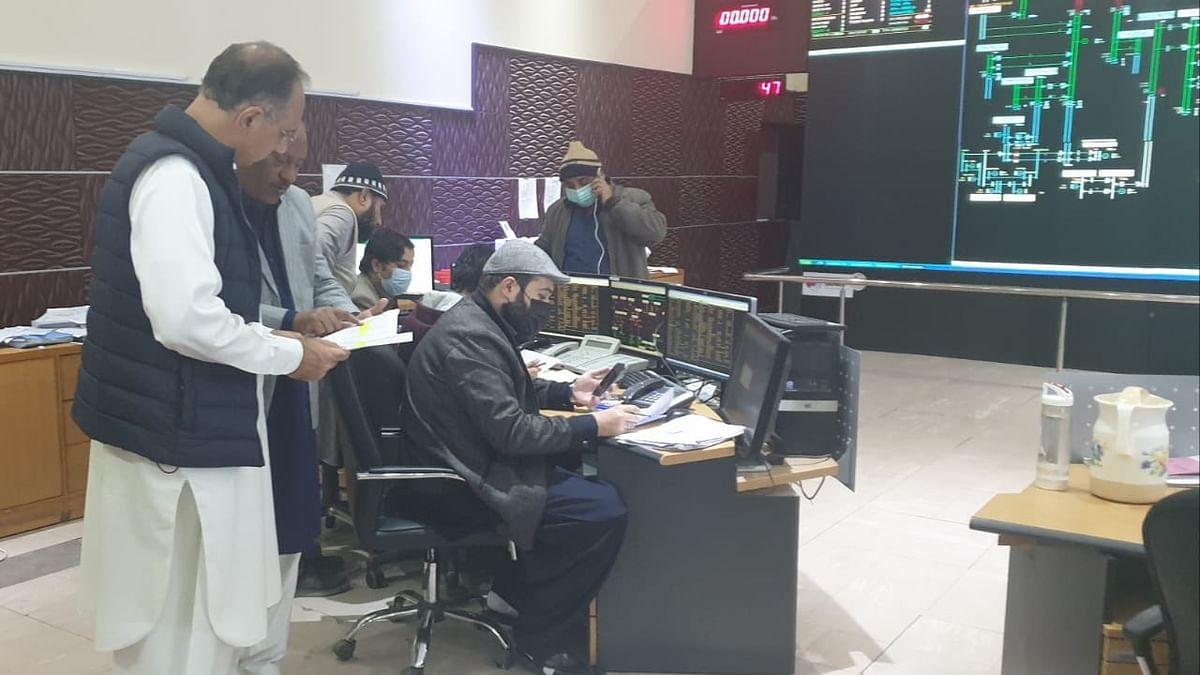 تصویر بشکریہ پاکستانی وزارت توانائی ٹویٹر ہینڈل