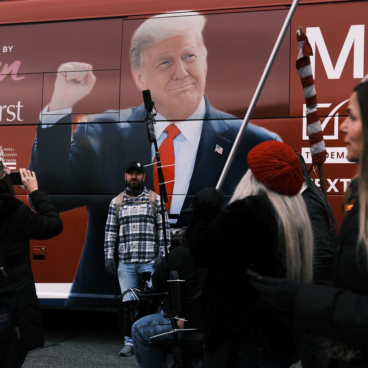 امریکہ میں تشدد / Getty Images