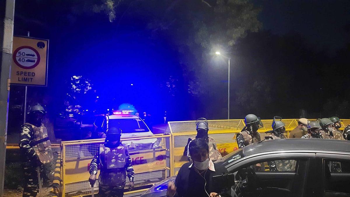دھماکہ کے مقام سے لفافہ برآمد جس پر اسرائیلی سفارتخانہ کا پتہ لکھا تھا