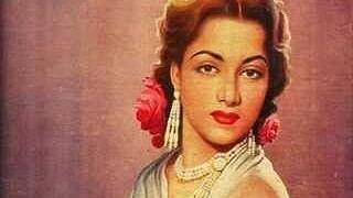 خوبصورتی اور سریلی آواز کی ملکہ تھیں ثریا