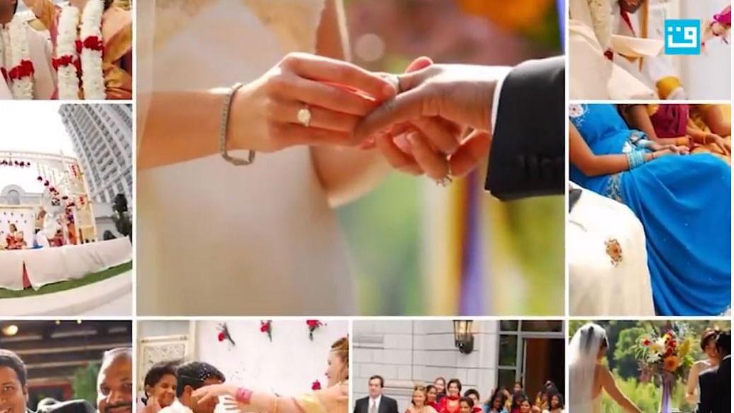 ایک شادی کا 'فوڈ مینیو' سوشل میڈیا پر خوب ہو رہا وائرل، دیکھیں ویڈیو