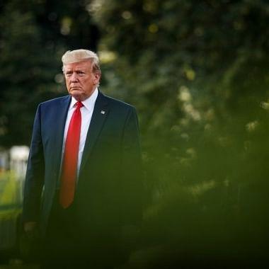 امریکہ کے رخصت پزیر صدر ڈونالڈ ٹرمپ / IANS